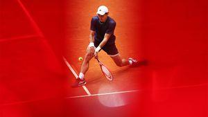 Карацев вышел во 2-й круг турнира в Риме, где сыграет с Медведевым