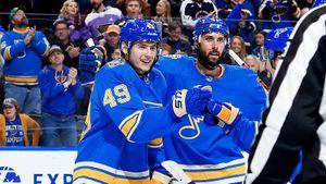 Незаметный герой Кубка Стэнли проводит лучший сезон вкарьере. Барбашев— новый лидер чемпиона НХЛ