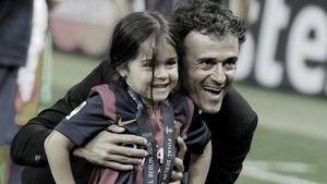 9-летняя дочь Луиса Энрике умерла от рака. Тренера поддержали Месси, Тотти, Газоль и Надаль