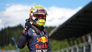 Ферстаппен выиграл квалификацию Гран-при Штирии. Хэмилтон— 3-й, Мазепин— последний