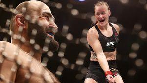 Русская чемпионка красиво защитит титул, а тяж из Дагестана будет избит. Суперэкспресс на главные бои UFC 266