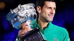 Джокович— восьмикратный победитель Australian Open. После трех сетов все думали, что онпроиграет