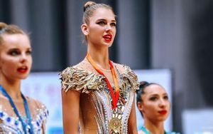 Завершившая карьеру Солдатова: «Я не ухожу из гимнастики. Это моя страсть, она никуда не денется из моей жизни»