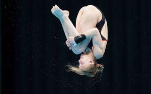 Россиянка Конаныхина стала чемпионкой Европы в прыжках в воду с 10-метровой вышки