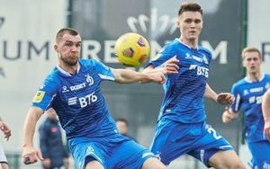 Гол Комличенко на 93-й минуте принес «Динамо» победу над «Рубином»