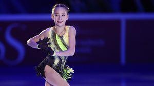 Ученица Тутберидзе Акатьева: «Очень уже хочется соревноваться с Щербаковой на взрослом уровне»