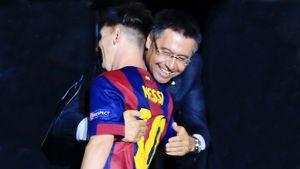 «Подам в суд на любого, кто клевещет на «Барселону». Бартомеу — о финансах, Месси, Сетьене и Неймаре