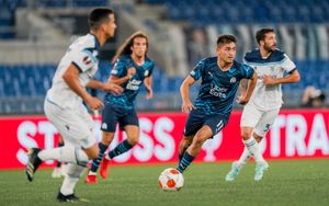 Соперники «Локомотива» по группе в Лиге Европы «Лацио» и «Марсель» сыграли вничью