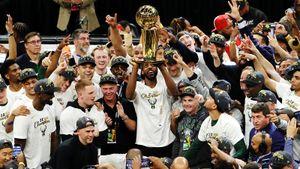 «Милуоки» впервые за 50 лет стал чемпионом НБА