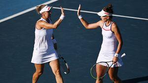 Вероника Кудерметова и Елена Веснина проиграли матч за бронзу в парном разряде на Олимпиаде в Токио