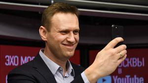 Волейболист Спиридонов высмеял Навального: «Только иможешь собирать донаты схомяков»