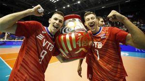 Фигурка, разбитое лицо, квесты, икра от фанатов. Топовые русские волейболисты весело зарубились в знании друг друга