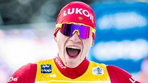 Чумовая победа Большунова в Швеции: упал, но уничтожил всех норвежцев, даже Клэбо