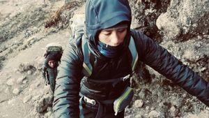 Двукратная чемпионка ТБШ Мугуруса покорила самую высокую вершину Африки