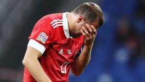 «Хорошо, что Дзюба не сыграет». Словенцы рады потерям сборной России, Карпин вспоминает Марибор