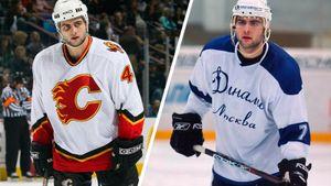 Его целый год кормили «обьедками» вРоссии. Теперь канадец Джиордано— лучший защитник НХЛ