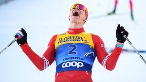 Русские лыжники уничтожили Клэбо нафинальной горе. Большунов— чемпион «Тур деСки»! Устюгов— 2-й