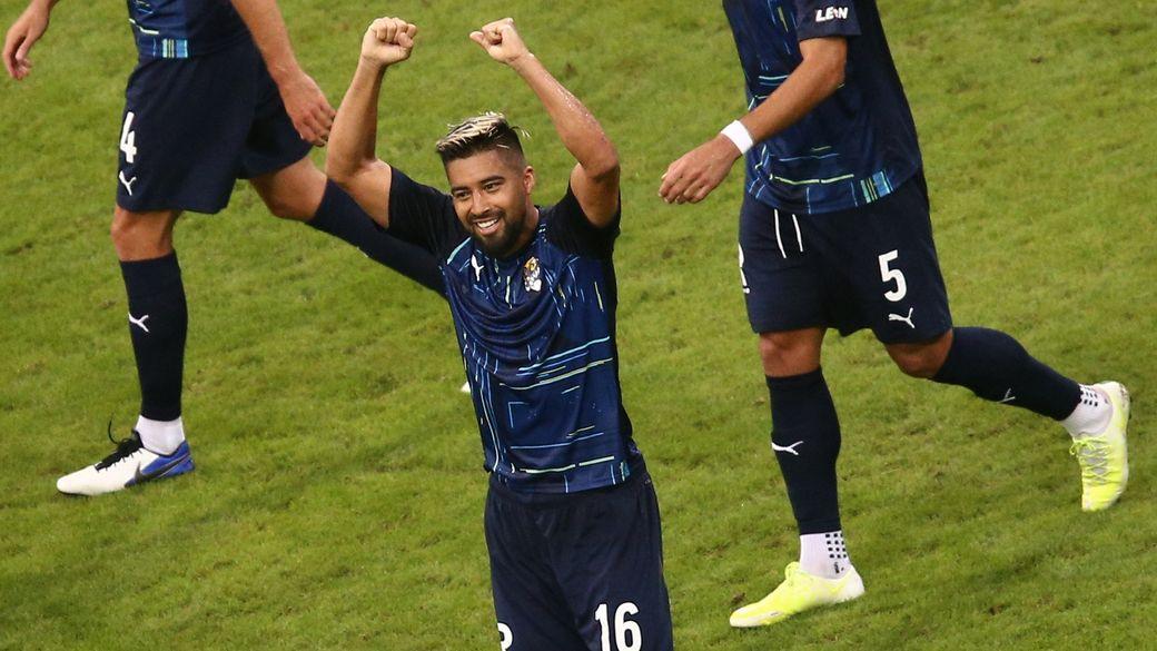 Русский клуб наконец выиграл в еврокубках. Сочи разгромил Кешлю в Лиге конференций