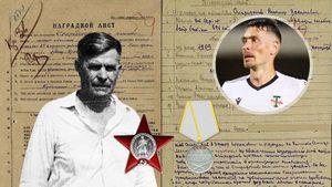 Воевал под Ленинградом, освобождал Ригу иКраков. Дед Игоря Лебеденко— герой Великой Отечественной войны