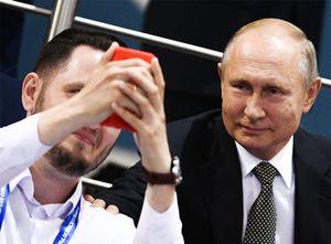 Американский боец UFC хочет встретиться сПутиным натурнире вМоскве: «Яего большой фанат»