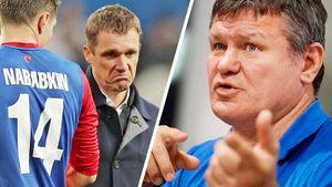 Тактаров: «Сейчас тренером ЦСКА должен быть зверь, которого команда уважает. Такой альфа-самец с яйцами»