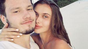 Девушка русского хоккеиста Сергачева призналась внезаконном посещении пляжа вСША: «Нас выгнала полиция»