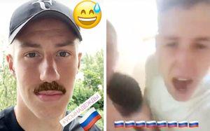 Украинский клуб выгнал вратаря, болевшего за Россию на чемпионате мира. Его обвинили в сепаратизме