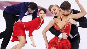 Почему фигурное катание самый страстный вид спорта. Чемпионат России предоставил фотодоказательства
