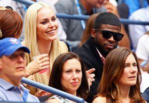 Темнокожая звезда НХЛ Суббан помешал своей невесте аплодировать Медведеву в финале US Open