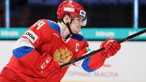 Подколзин рассказал о реакции на сообщение Овечкина: «Я был в шоке, это очень круто»