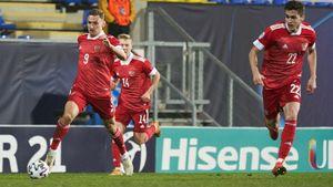 Русская молодежка уступила Франции на Евро. Россия пропустила два гола с пенальти. Как это было