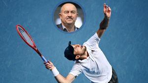 Черчесов: «Карацев удивил весь спортивный мир. Буду переживать за него в полуфинале Аustralian Оpen»