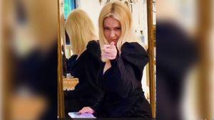 Жена Плющенко вместе с певицей Юлианной Карауловой показали тренды Тик Тока: видео