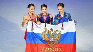 Косторная, Щербакова и Трусова в битве за звание лучшего в сезоне «Фигурки»