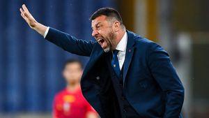«Сампдория» объявила о назначении Д'Аверсы на пост главного тренера