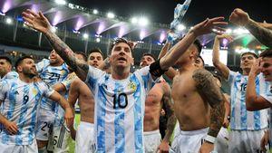 Теперь Месси не хуже Роналду и в сборной: Лео взял трофей с Аргентиной! До этого он проиграл 4 финала