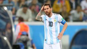 Президент Аргентины призвал Месси вернуться в «Ньюэллс Олд Бойз»