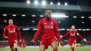 Они сделали это. 4:0. «Ливерпуль» — в финале Лиги чемпионов! «Барса» — просто провал