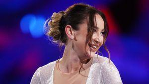 Бузова выступила в «Ледниковом периоде» под свою песню. Тарасова оценила артистизм высшим баллом: видео