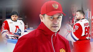 Работал с лучшими вратарями страны, но был изгнан из СКА. Теперь Давыдов поведет к Кубку Гагарина «Локомотив»