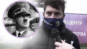 Российский тренер после матча сравнил судью с Гитлером и заявил о готовности в него выстрелить