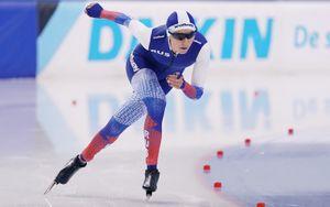 Российская конькобежка Лаленкова завоевала бронзу чемпионата мира на дистанции 1500 м
