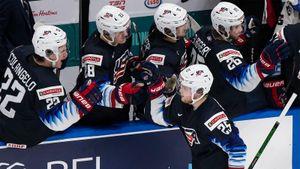 Америка непобедима для всех, кроме России. США позволили финнам отыграться с 1:3, но узбек Калиев вывел их в финал