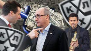 14 миллиардов на зарплаты хоккеистов. Большой инсайд о бюджетах всех клубов КХЛ
