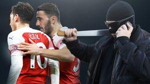 В Англии накрыли банду, нападавшую на футболистов. Они грабили людей с мачете и получили 100 лет тюрьмы