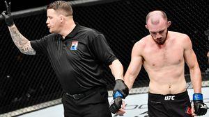 Русского бойца Богатова выгнали из UFC после первого боя. Такого в истории лиги еще не было