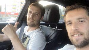 Д. Комбаров рассказал, как у его брата угнали «Гелендваген» стоимостью 5-6 млн рублей
