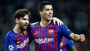 СМИ: Месси решил уйти из «Барселоны» из-за расставания клуба с Суаресом