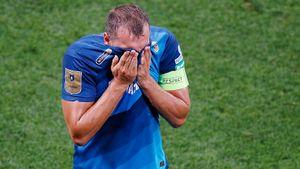 «Зенит» потерял очки в матче с «Уралом» впервые с 2017 года. У Дзюбы очень спорный гол