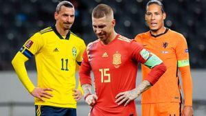 8 звезд футбола, которые точно пропустят Евро-2020 из-за травм